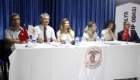 AİLE HEKİMLİĞİ - Antalya'da Doktor Şiddetine Tepki