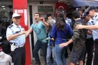Artvin'de Danıştay'ın Cerattepe Kararına Zincirli Protesto