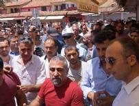 KADIN POLİS - Aydın'da ünlü markaların avukatları ile esnaf arasında gerginlik