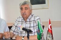 TOPRAK MAHSULLERI OFISI - Balıkesir Ziraat Odası Başkanı Sami Sözat Açıklaması 'İthalatın Üreticiye Faydası Olmaz'