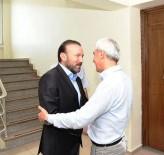 İLYAS ŞEKER - Başkan Doğan, İSU Genel Müdürünü Ziyaret Etti