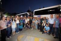 YENİMAHALLE BELEDİYESİ - Başkan Yaşar, Yenimahallelileri Çanakkale'ye Uğurladı
