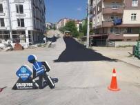 DRENAJ ÇALIŞMASI - Beyşehir'de Yol Çalışmaları Devam Ediyor