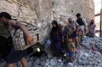 GIDA SIKINTISI - BM Açıklaması 'Musul'un DEAŞ Kontrolündeki Bölgede 20 Bin Sivil Mahsur Kaldı'