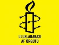 Büyükada'da Uluslararası Af Örgütü'ne baskın