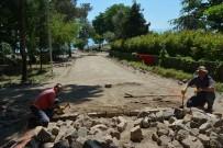 TRAFİK SORUNU - Çamlık Mesire Alanı Yenileme Çalışmaları