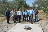 Cenkyeri'nin Su Sıkıntısı Çözüldü