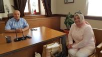 ARAŞTIRMA KOMİSYONU - Çölyak İle Yaşam Derneği TBMM Çölyak Araştırma Komisyonu Başkanı İsmail Tamer'i Ziyaret Etti