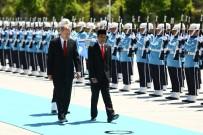 ENDONEZYA - Cumhurbaşkanı Erdoğan, Endonezya Cumhurbaşkanı Widodo'yu Resmi Törenle Karşıladı