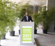 MILANO - 'Dikey Orman'ın İlk Ağacı 40 Metre Yüksekliğe Dikildi
