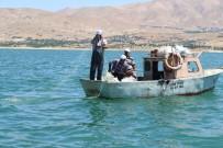 AV YASAĞI - Elazığlı Balıkçılar 'Vira Bismillah' Dedi