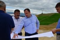 AHMET YESEVI - Erbaa'da Yapılacak 224 TOKİ Konutun İnşasına Başlandı
