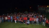 MEHMET BAYRAKTAR - Eskişehirspor Taraftarının Nöbeti Devam Ediyor