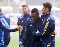 MAHMUT USLU - Fenerbahçe Tam Kadro Çalıştı