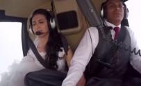 SAO PAULO - Gelinin İçinde Olduğu Helikopter Düştü Açıklaması 4 Ölü !