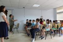 LABORATUVAR - Genç Beyinler Çocuk Teknoparkında Buluştu