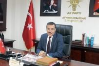 ALI ÖZKAYA - Gümrük Ve Ticaret Bakanı Bülent Tüfenkci Açıklaması