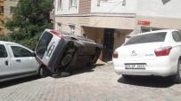 ÇOCUK PARKI - Kağıthane'de İlginç Kaza