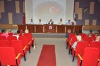 PLAN VE BÜTÇE KOMİSYONU - Karabük Belediyesi Temmuz Ayı Meclis Toplantısı Yapıldı