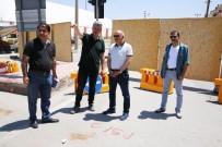 ERTUĞRUL ÇALIŞKAN - Karaman'da Larende Alt Geçidi İki Ay Sonra Tamamlanacak
