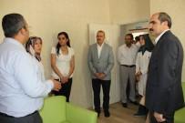 BURHAN KAYATÜRK - Kayatürk'ten Hayatlar Solmasın Danışma Merkezine Ziyaret
