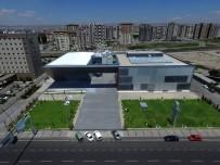 KAYSERI TICARET ODASı - Kayseri Ticaret Odası Yeni Hizmet Binası Törenle Açılıyor