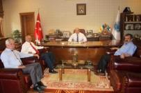 Musa Sıvacıoğlu'ndan Başkan Arslan'a Ziyaret