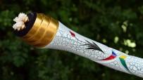 ŞAHİKA ERCÜMEN - Olimpiyat Meşalesi Yarın Samsun'da