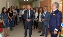 ALI ARSLANTAŞ - Prof. Dr. Sultan Durmuş Aydoğdu'nun Adı, Kurucusu Olduğu Beslenme Ve Metabolizma Laboratuvarına Verildi