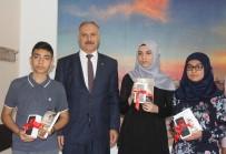 DINLER - Sivas'ta TEOG Birincileri Ödüllendirildi