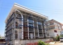 ZARAFET - Sosyal Yardım Merkezi İnşaatı Devam Ediyor