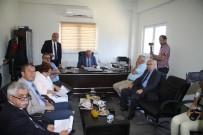 ŞAFAK BAŞA - Süleymanpaşa'da 57,9 Milyon Lira Harcamayla 348,9 Kilometre Altyapı Tamamlandı