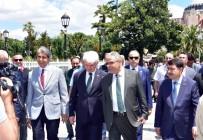 MEHMET YıLDıZ - Sultanahmet Camisi Restore Ediliyor