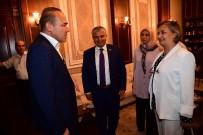 MİHRİMAH BELMA SATIR - TBMM Dilekçe Komisyonu Üyelerinden Başkan Sözlü'ye Ziyaret