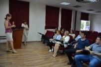 ERKEN UYARI - Tekirdağ Büyükşehir Belediyesi Personeline Kandilli Rasathanesinden Sertifika