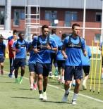 YILDIZ FUTBOLCU - Trabzonspor, Macaristan'da Hazırlıklarını Sürdürüyor