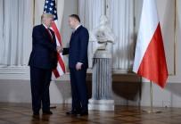 ENERJİ GÜVENLİĞİ - Trump, Varşova Cumhurbaşkanı Duda İle Görüştü