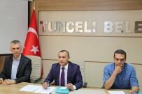 TUNCAY SONEL - Tunceli'ye Doğalgaz