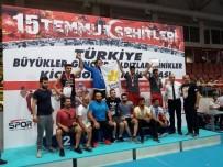 MAZLUM - Tuncelili 2 Sporcu Kick Boks'ta Türkiye Üçüncüsü Oldu
