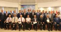 MALTEPE ÜNIVERSITESI - 'Türk Cumhuriyetleri 25. Yıl Madalyası'' Sahiplerini Buldu