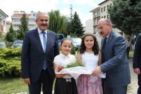 YAŞAR KARADENIZ - Vali Yaşar Karadeniz, Araç İlçesini Ziyaret Etti