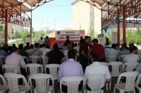 YAKıNCA - Yakınca Pazaryerini Kullanacak Pazarcı Esnafı Düzenlenen Kura Çekimiyle Belirlendi