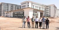 ADLİYE BİNASI - Yeni Adliye Binasında Sona Yaklaşılıyor