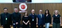 İŞ BIRAKMA EYLEMİ - Yurt Dışı Sözleşmeli Personelden Tavan Ücret Protestosu