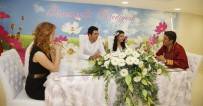 YENI YıL - 07.07. 2017'Nin İlk Nikahını Başkan Genç Kıydı