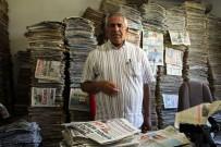 BİLİM ADAMI - 48 Yıldır Gazete Biriktiriyor