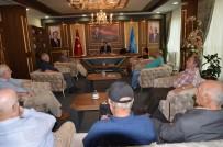 ORHAN BULUTLAR - 52 Yıl Aradan Sonra Erzurum'da Hasret Giderdiler