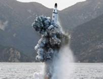 BALİSTİK FÜZE - ABD, Japonya ve Güney Kore'den flaş Kuzey Kore kararı!