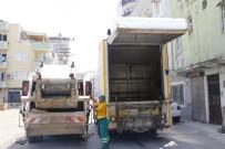 ÇÖP KONTEYNERİ - Akdeniz'de Çöp Konteynerleri Yıkanıyor
