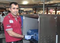 ELEKTRONİK EŞYA - Atatürk Havalimanı'da Yeni Güvenlik Önlemleri